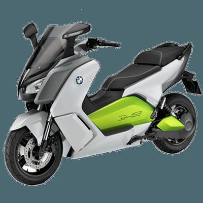 Location scooter électrique - BMW CEvolution