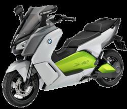 C_Evolution scooter électrique