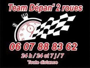 Team Dépan'2 Roues : Dépannage de deux roues