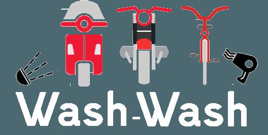 Wash Wash - service de nettoyage moto et scooter