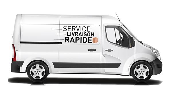 Service de livraison récupération