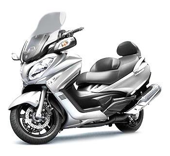 Location scooter paris - Burgman 650