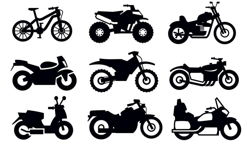 Les catégories de scooters