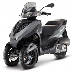 Piaggio MP3 Yourban LT 300cc Location