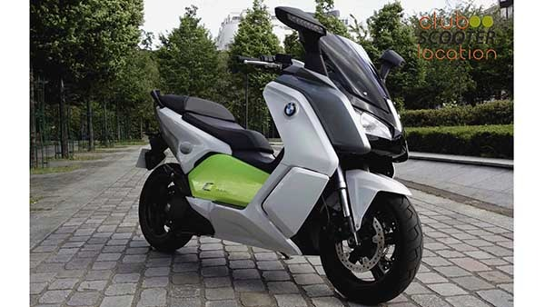 Bmw C_EVOLUTION location