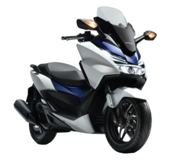 Location scooter paris - Honda Forza