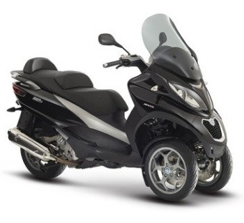 Location scooter paris - Piaggio Mp3 Business