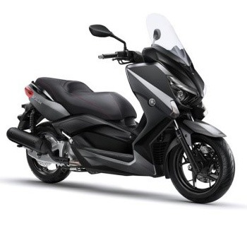 location scooter paris Yamaha X Max