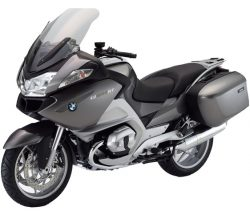 Location moto Paris - BMW F1200RT