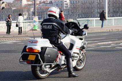 Moto - devenir motard de la police