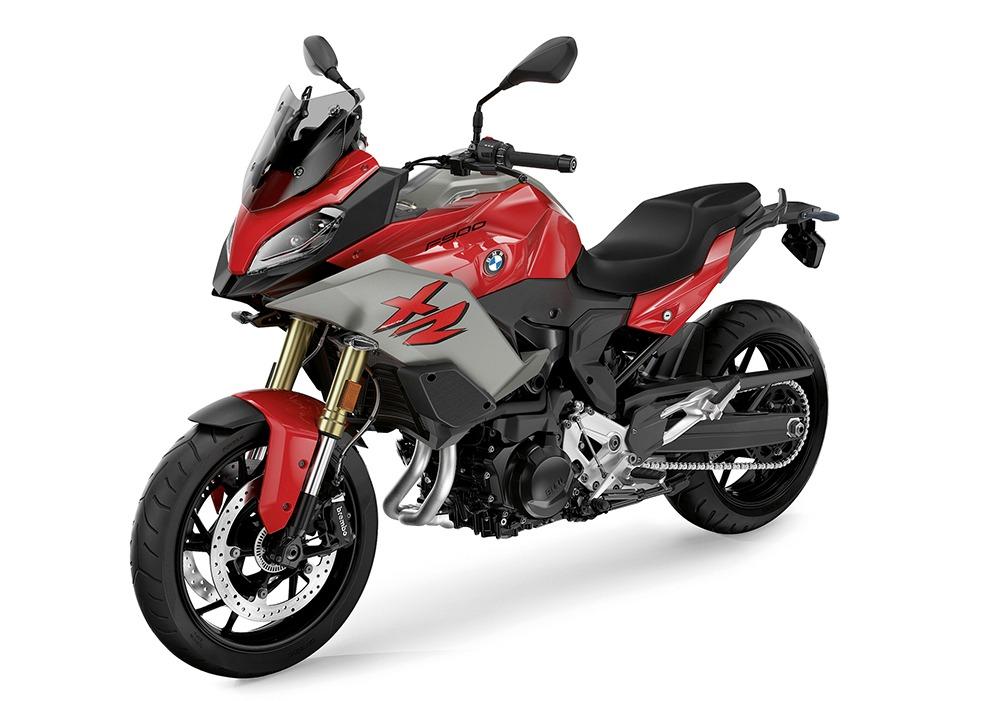 location moto paris - bmw f-900-xr