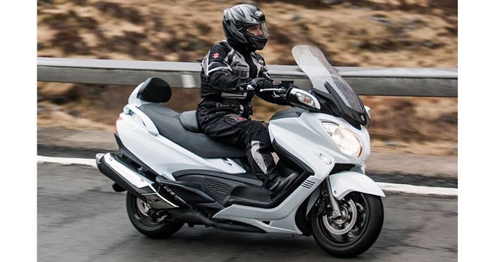Suzuki Burgman 650 executive 2018