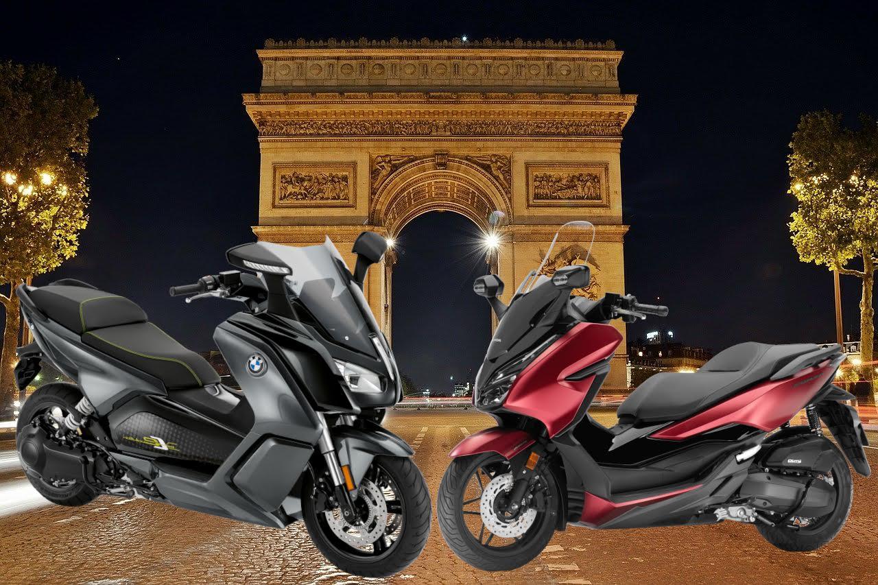 location scooter moto
