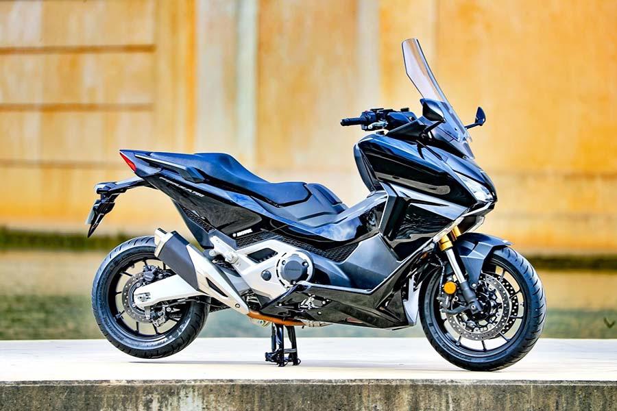 nouveau forza 750cc 2021